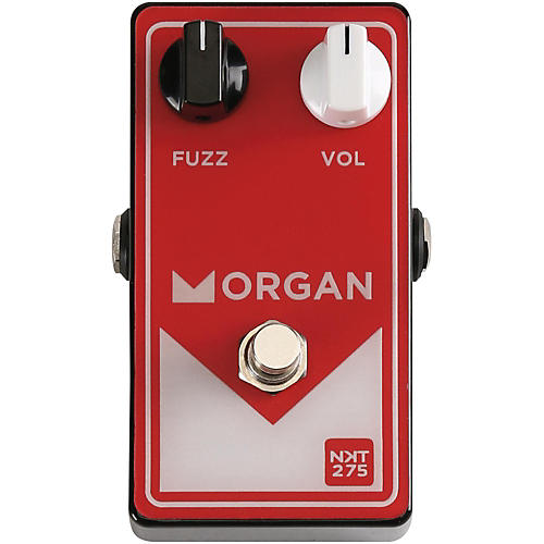 Open Box Morgan NKT275 Classic Fuzz Pedal