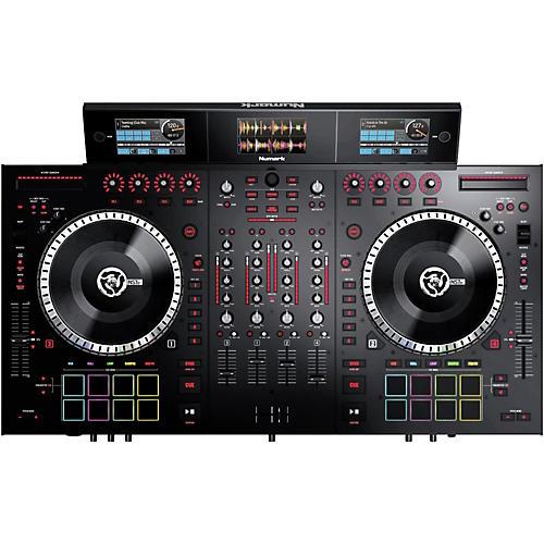 Open Box Numark NS7III 4-Channel DJ Performance Controller