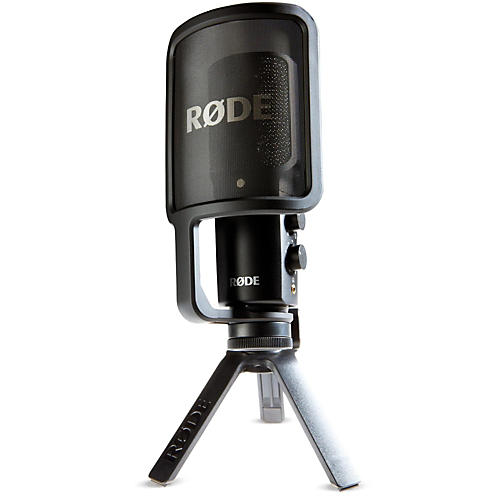 Open Box Rode Microphones NT-USB USB Condenser Microphone
