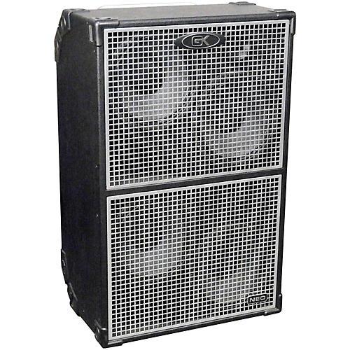 Open Box Gallien-Krueger Neo 412 4x12 Bass Speaker Cabinet