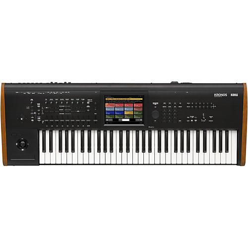 Open Box Korg New Kronos 61-Key Music Workstation
