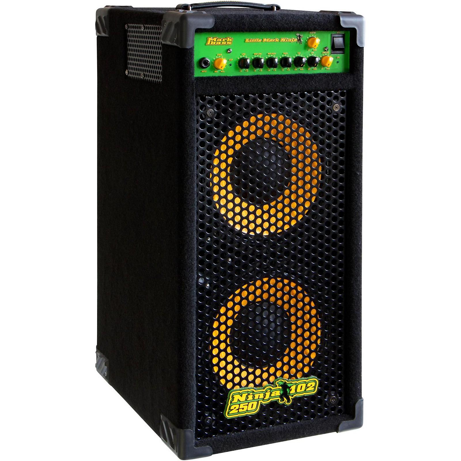 Open Box Markbass Ninja 102 250 Richard Bona Signature 250W 2x10 Bass Combo Amp