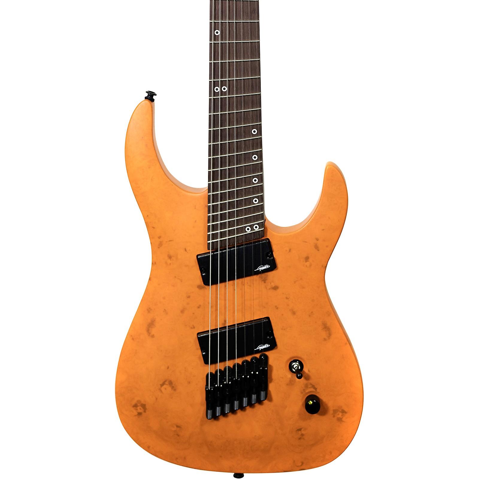 Open Box Legator Ninja Performance 7 Multi-Scale Purpleheart Electric Guitar