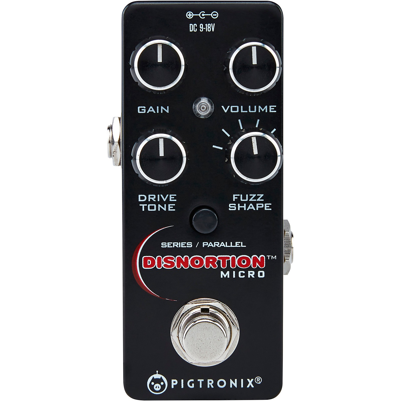 Open Box Pigtronix OFM Disnortion Micro Pedal
