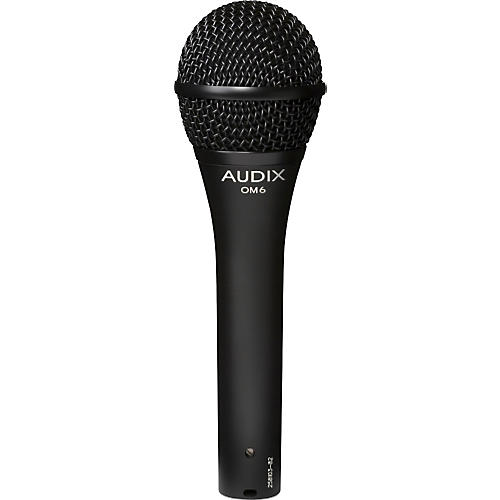 Open Box Audix OM6 Dynamic Vocal Microphone