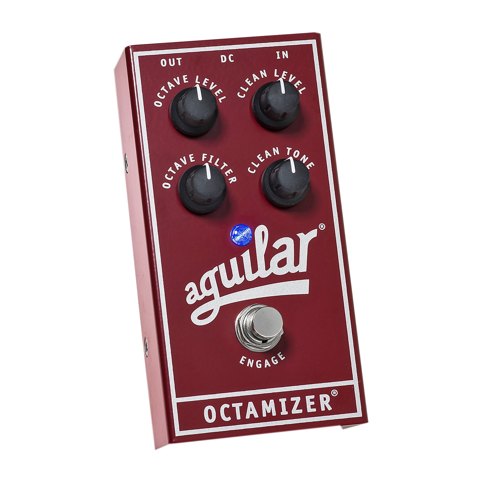 Open Box Aguilar Octamizer Analog Octave Bass Effects Pedal