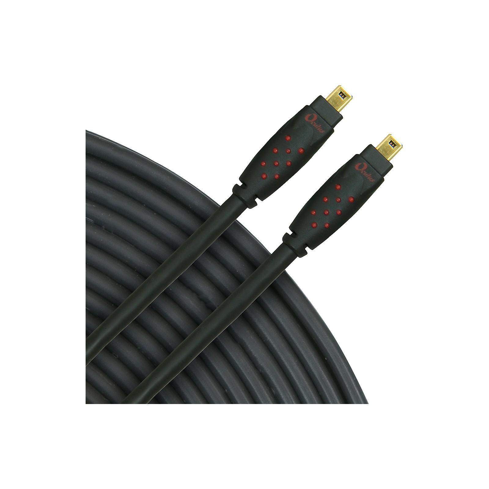Open Box Rapco Horizon Oculus 4-Pin to 4-Pin Firewire Cable, Series 8