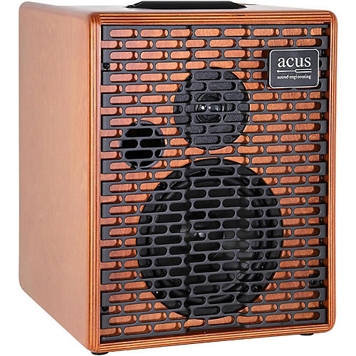 Open Box Acus Sound Engineering One for Strings 6T 130W 1x6 Acoustic Guitar Combo Amp