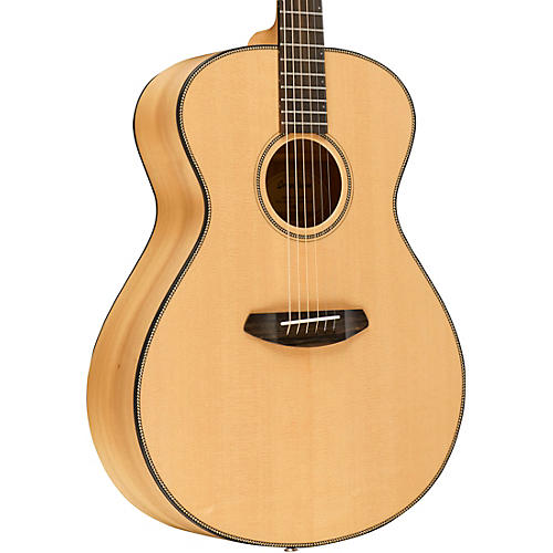 Open Box Breedlove Oregon Concerto E Sitka Spruce - Myrtlewood Acoustic-Electric Guitar