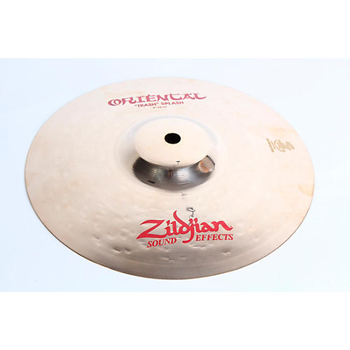 Open Box Zildjian Oriental Trash Splash Cymbal