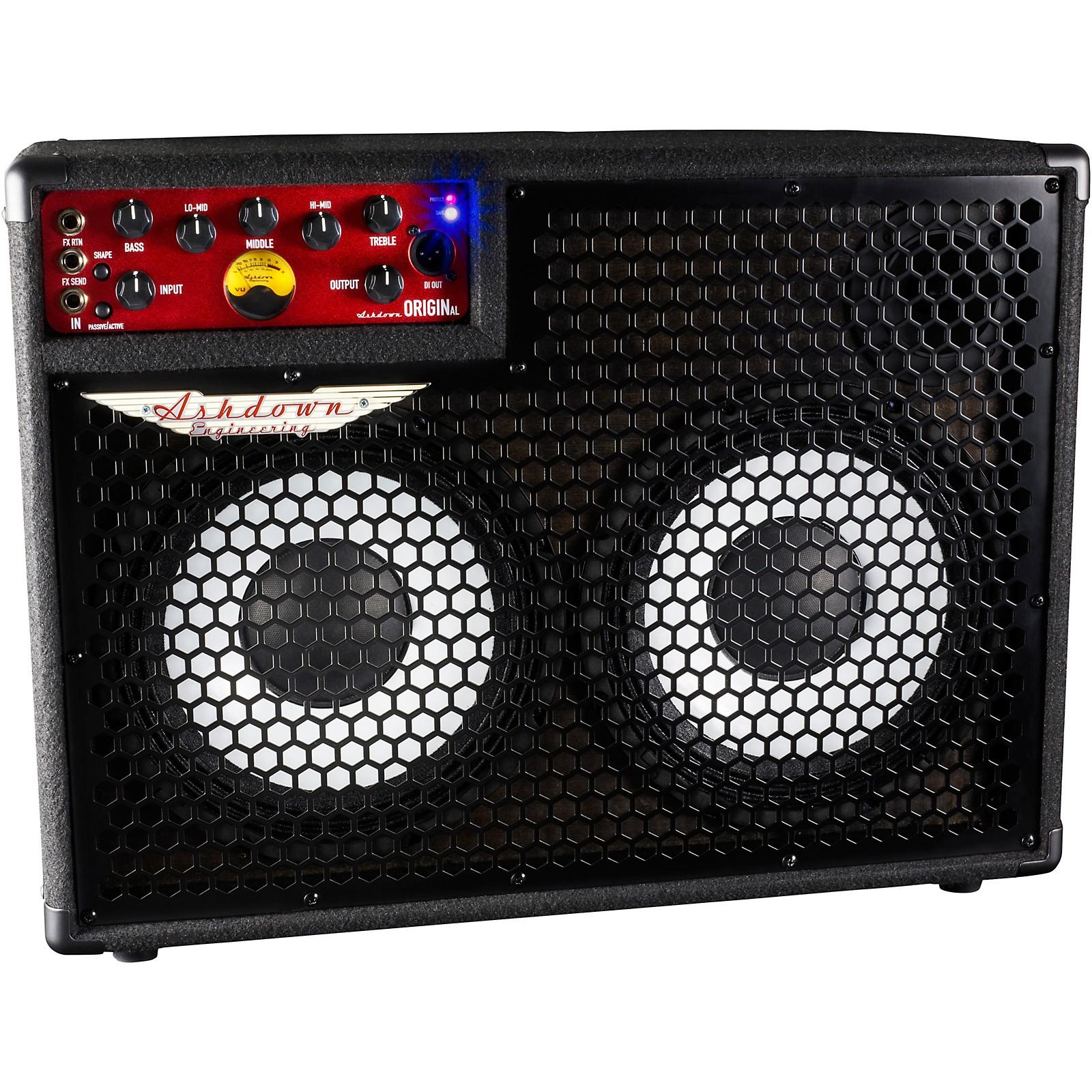 Open Box Ashdown OriginAL C210T 300W 2x10 Bass Combo Amplifier