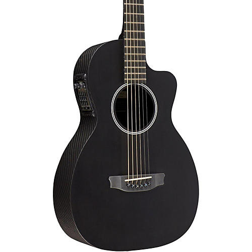 Open Box RainSong P12S Parlor Satin Acoustic-Electric Guitar