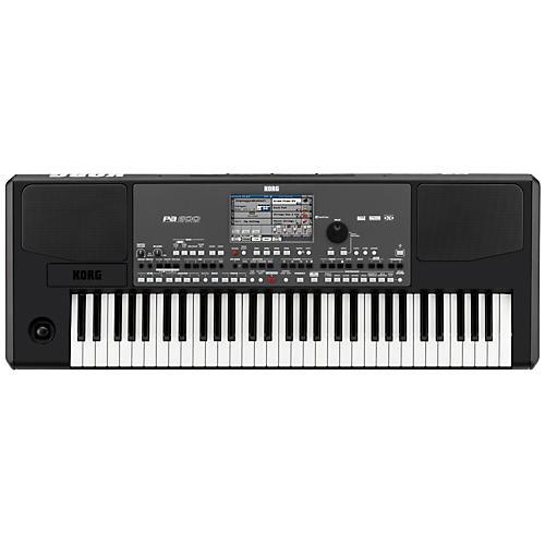 Open Box Korg PA600 Arranger Keyboard