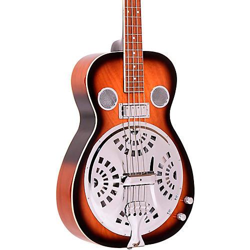 Open Box Gold Tone PBB Paul Beard Resophonic Bass Guitar