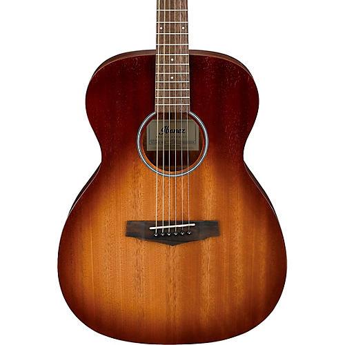 Open Box Ibanez PC18MHMHS Mahogany Grand Concert Acoustic Guitar