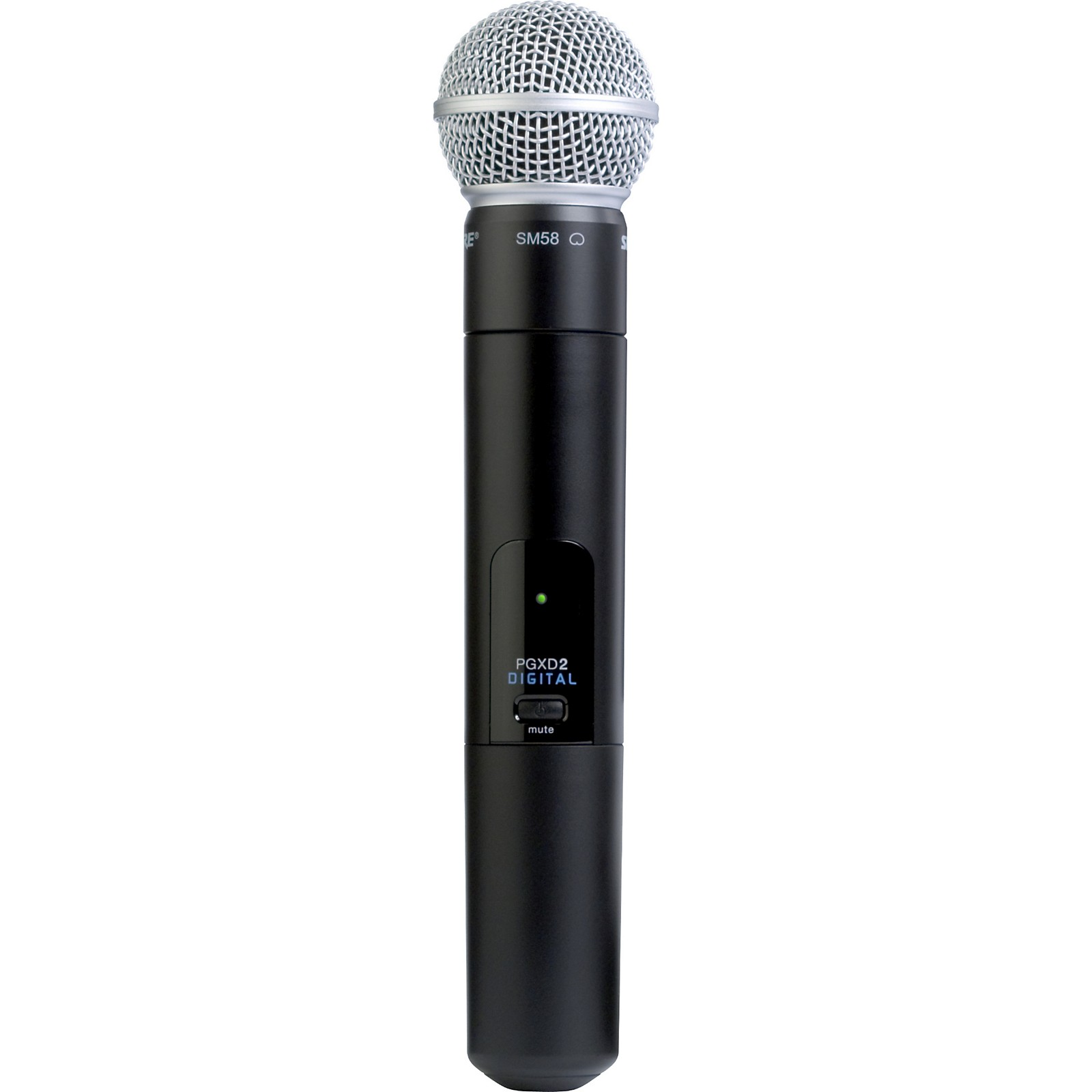 Open Box Shure PGXD2/SM58 Handheld Transmitter with SM58 Mic