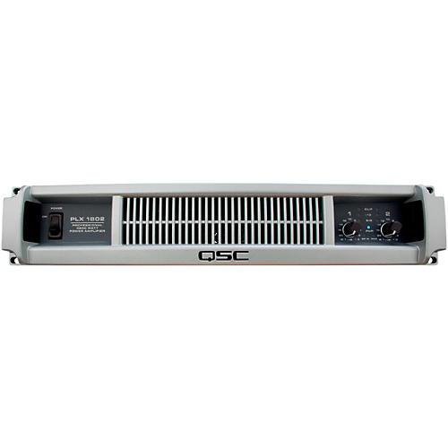 Open Box QSC PLX1802 Professional Power Amplifier