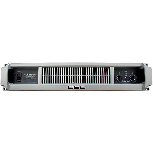 Open Box QSC PLX3602 Professional Power Amplifier