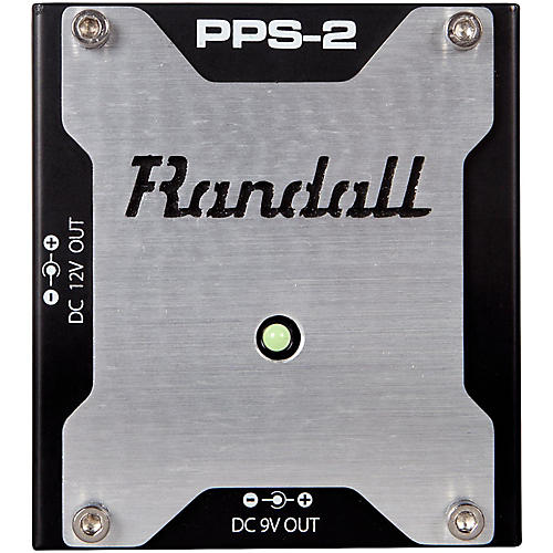 Open Box Randall PPS2 Universal Pedal Board Power Supply