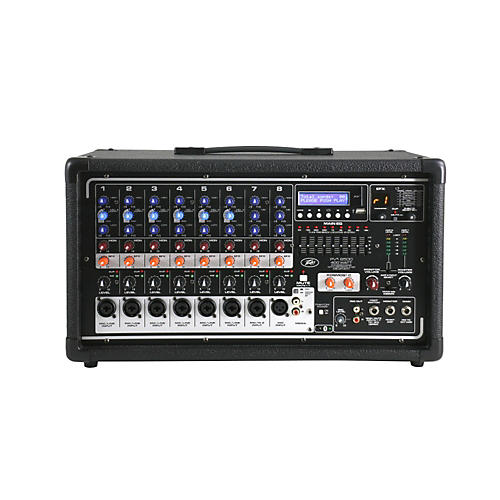 Open Box Peavey PVi 8500 8-Channel 400W Powered PA Head with Bluetooth and FX