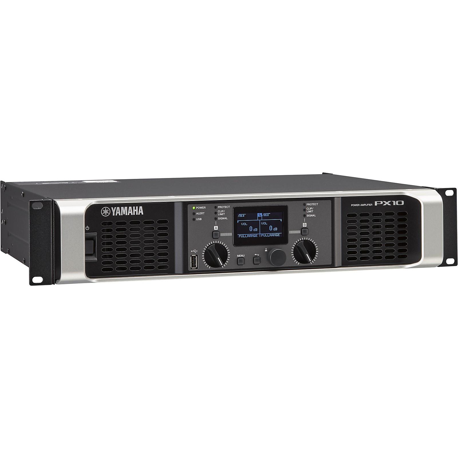 Open Box Yamaha PX10 Power Amplifier