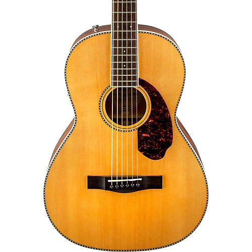 Open Box Fender Paramount Series PM-2 Standard Parlor Acoustic-Electric Guitar