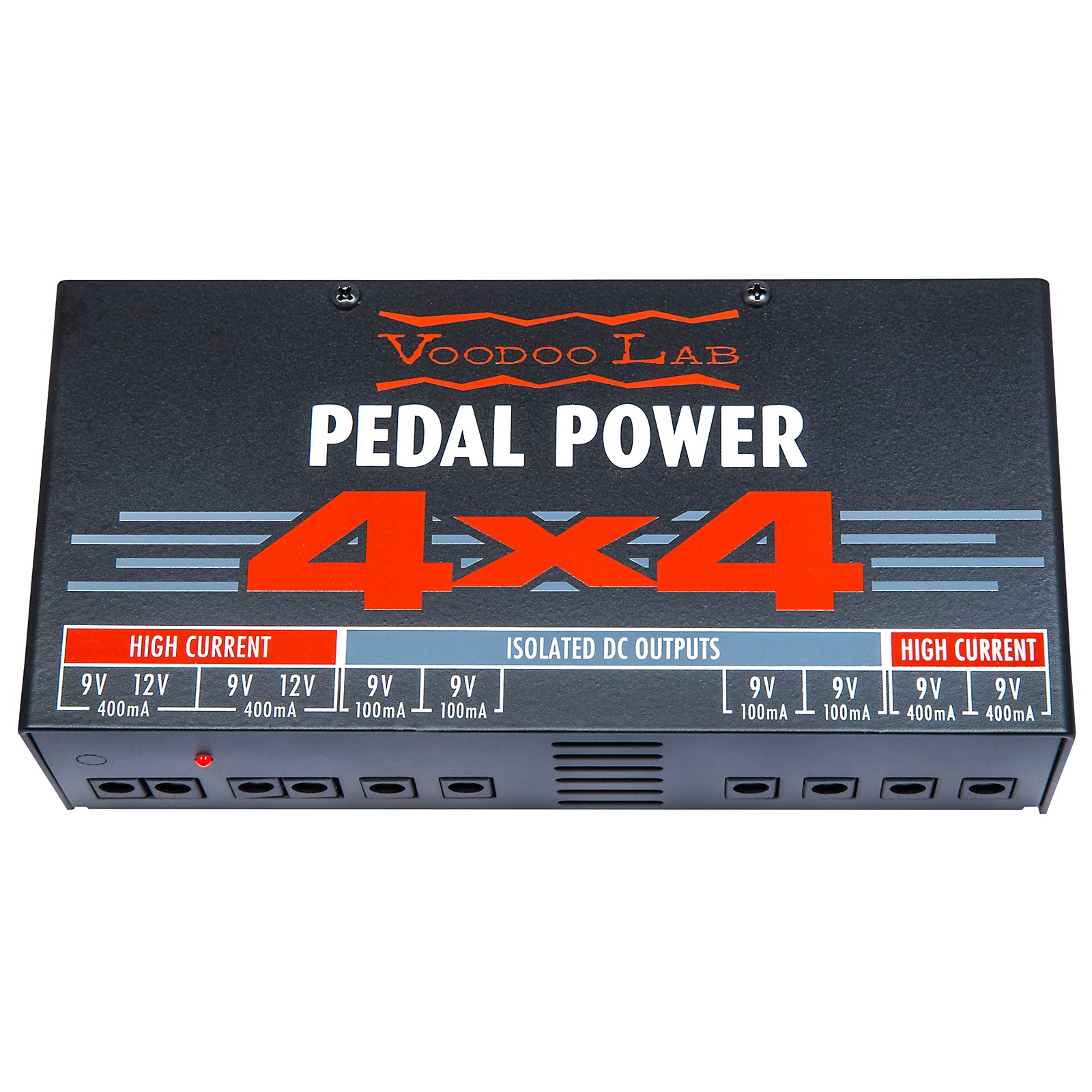 Open Box Voodoo Lab Pedal Power 4x4
