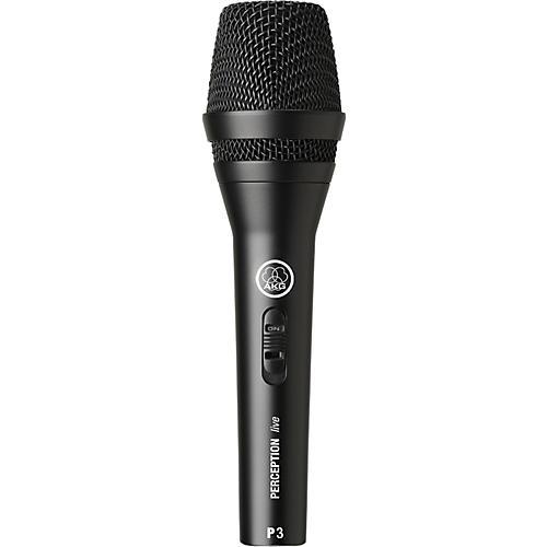 Open Box AKG Perception P3S Vocal Microphone