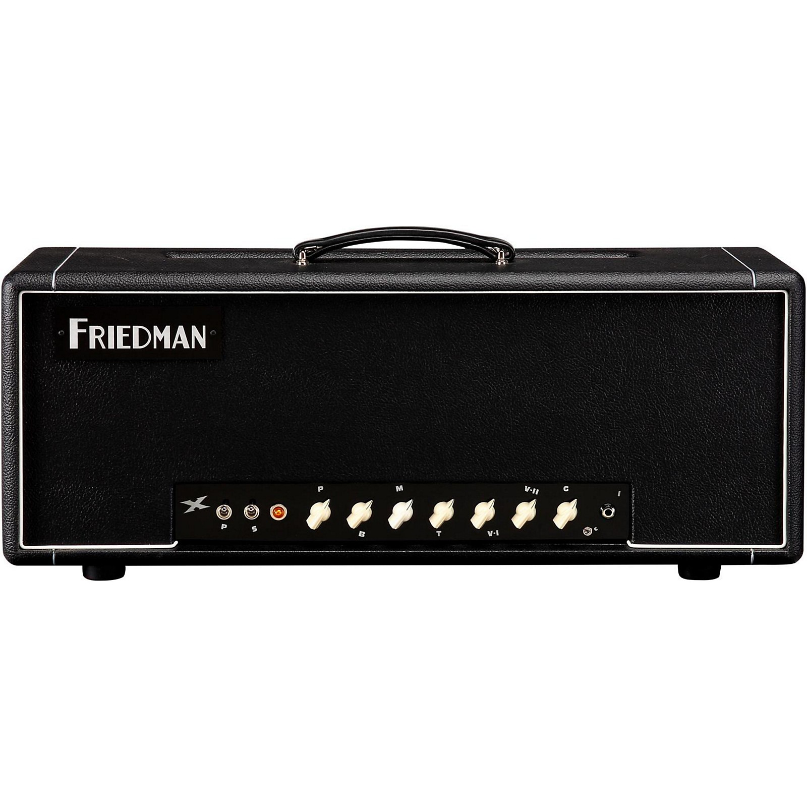 Open Box Friedman Phil X 100W Signature Hand-Wired Tube Guitar Head