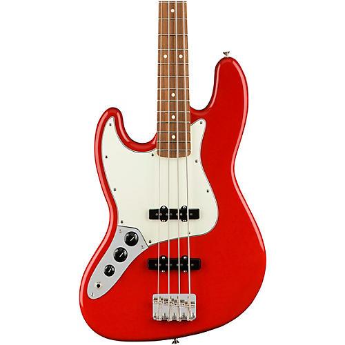 Open Box Fender Player Jazz Bass Pau Ferro Fingerboard Left-Handed