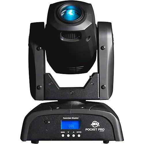 Open Box American DJ Pocket Pro Moving-Head LED Spotlight