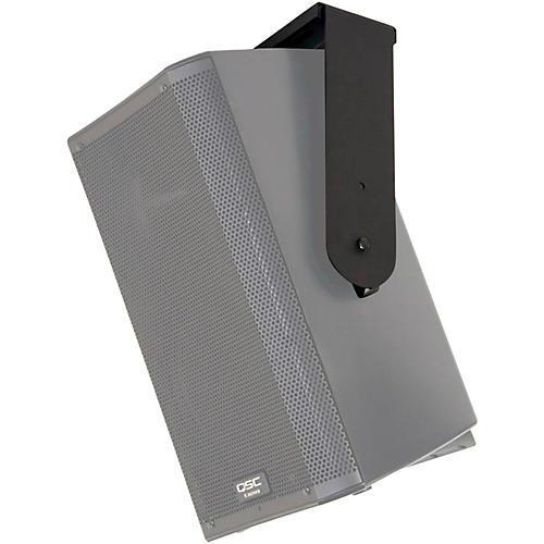 Open Box QSC Powder Coated Steel Yoke Mount For K10