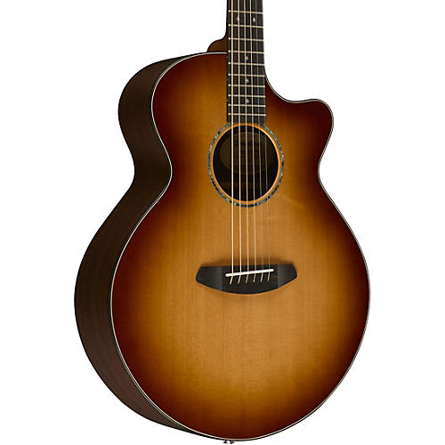 Open Box Breedlove Premier Auditorium Copper CE Sitka Spruce - East Indian Rosewood Acoustic-Electric Guitar