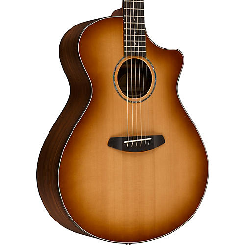 Open Box Breedlove Premier Concerto Sitka with Spruce Top Acoustic-Electric Guitar