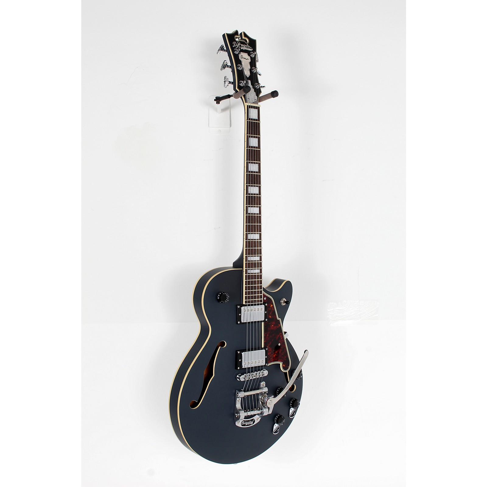 Open Box D'Angelico Premier Series Bob Weir SS Semi-Hollowbody Electric Guitar with Bigsby B-50