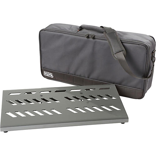 Open Box Gator Pro Aluminum Pedal Board with Case