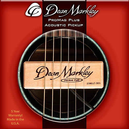 Open Box Dean Markley Pro Mag SC-1 Acoustic Guitar Pickup