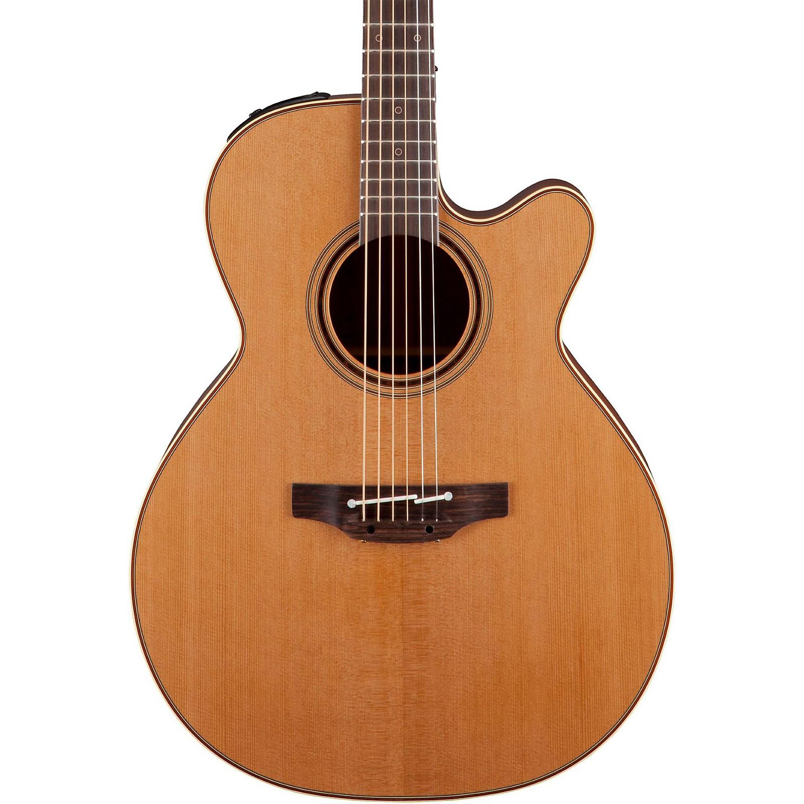 Open Box Takamine Pro Series 3 NEX Cutaway Acoustic-Electric Guitar