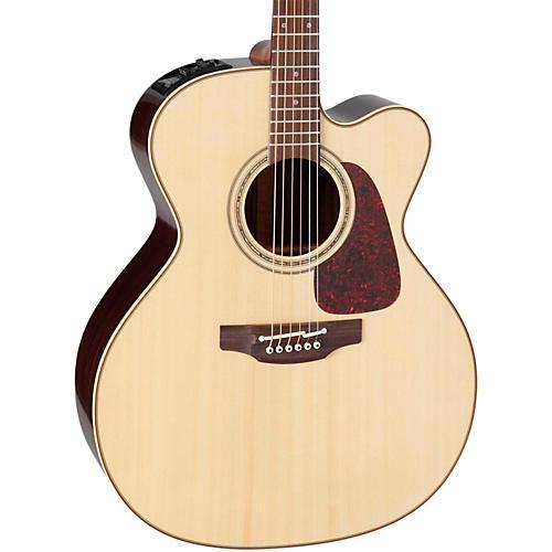Open Box Takamine Pro Series 5 Jumbo Cutaway Acoustic-Electric Guitar