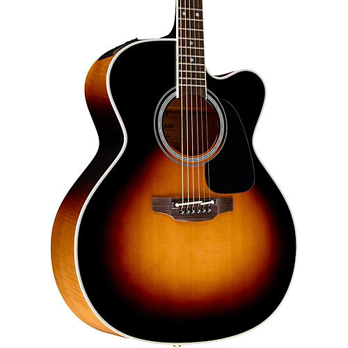 Open Box Takamine Pro Series 6 Jumbo Cutaway Acoustic-Electric Guitar