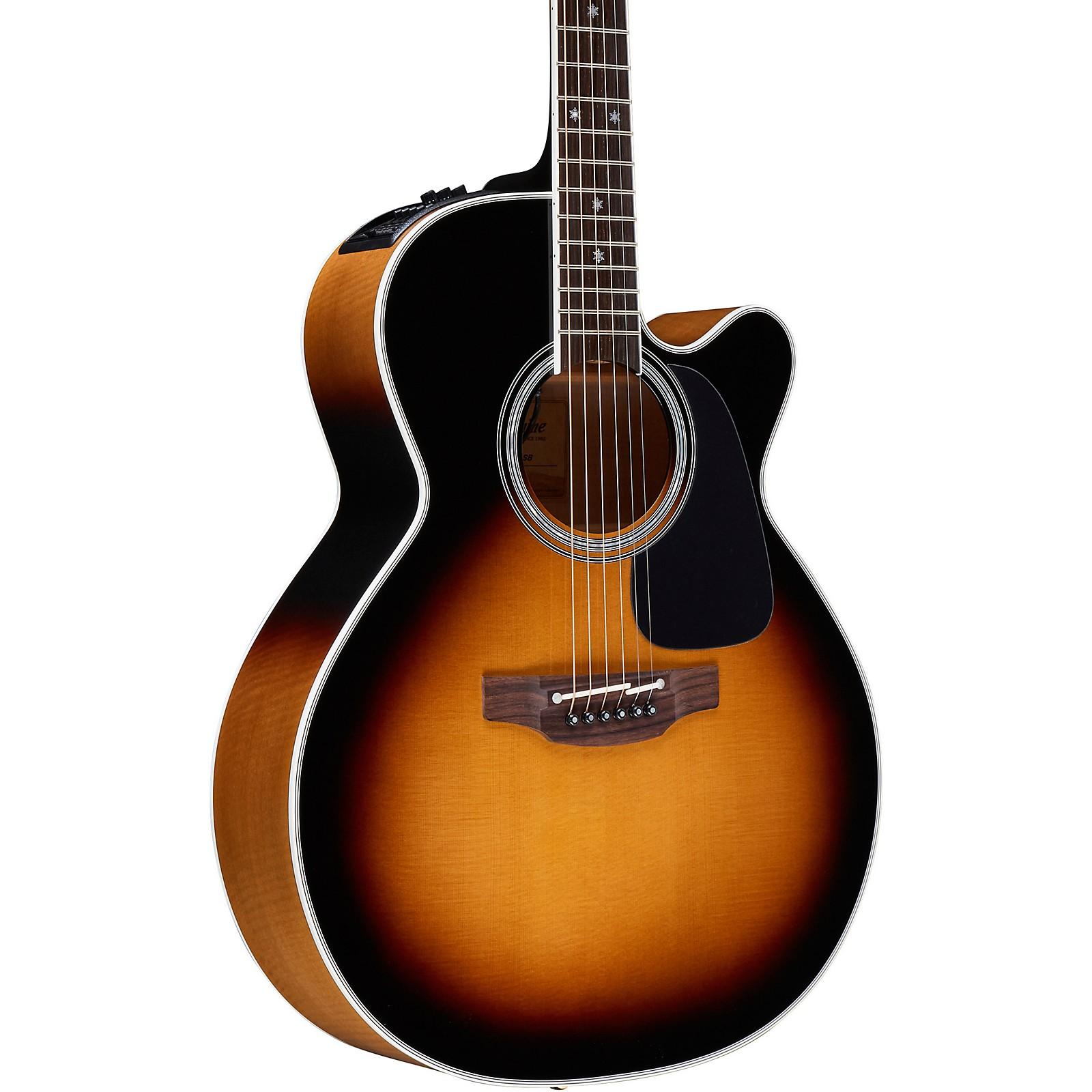 Open Box Takamine Pro Series 6 NEX Cutaway Acoustic-Electric Guitar