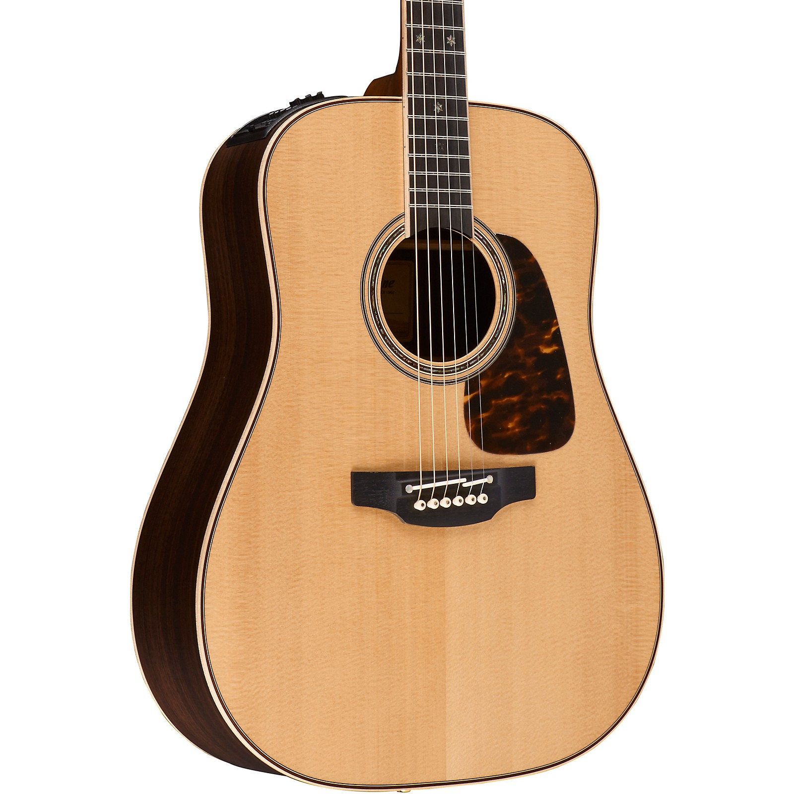 Open Box Takamine Pro Series P7D Dreadnought Acoustic-Electric Guitar