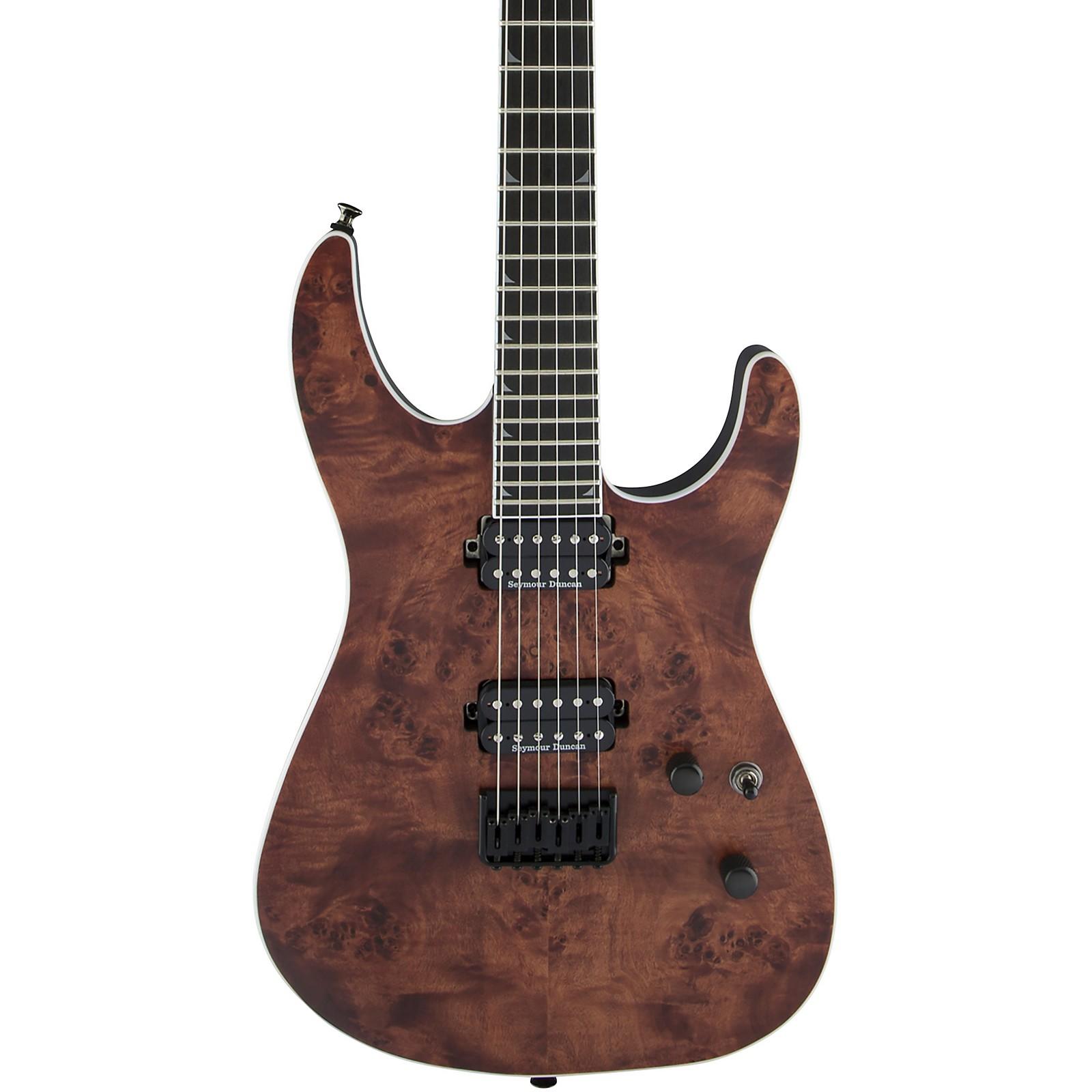 Open Box Jackson Pro Series Soloist SL2P HT MAH Electric Guitar