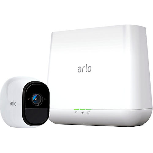 Open Box Arlo Pro Smart Security System with 1 Camera (VMS4130)
