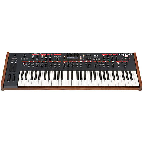 Open Box Sequential Prophet 12  Polyphonic Synthesizer