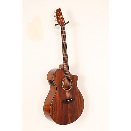 Open Box Breedlove Pursuit Concert Koa Acoustic-Electric Guitar