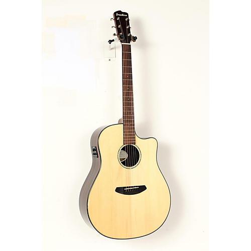 Open Box Breedlove Pursuit Dreadnought Ebony Acoustic-Electric Guitar
