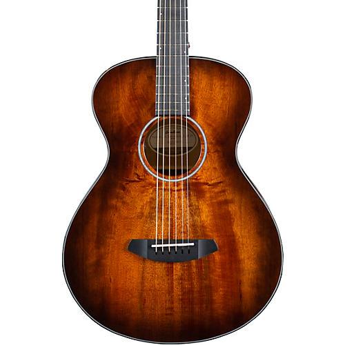 Open Box Breedlove Pursuit Exotic Concertina E Myrtlewood-Myrtlewood Acoustic-Electric Guitar