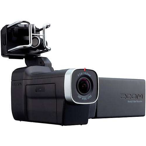 Open Box Zoom Q8 Handy Audio and Video Recorder