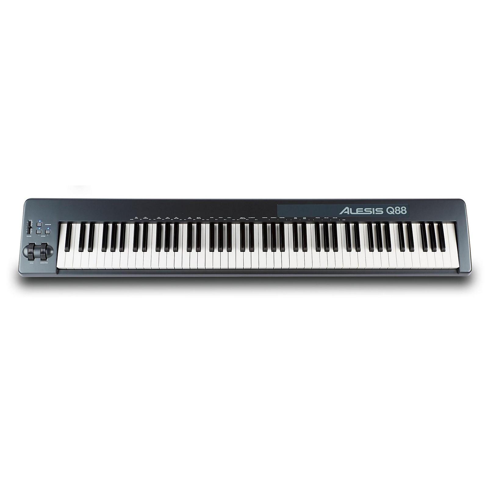 Open Box Alesis Q88 88-Key USB/MIDI Controller
